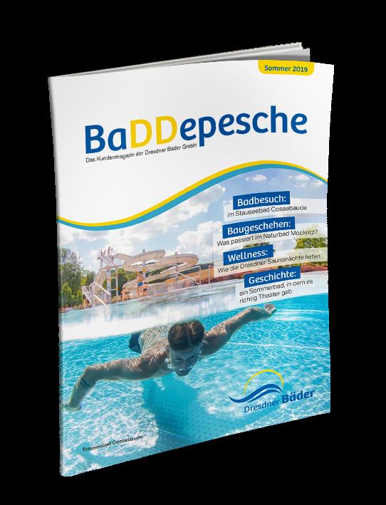 Baddepesche Sommer 2019