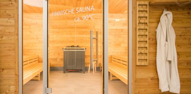 Saunalandschaft am Freiberger Platz