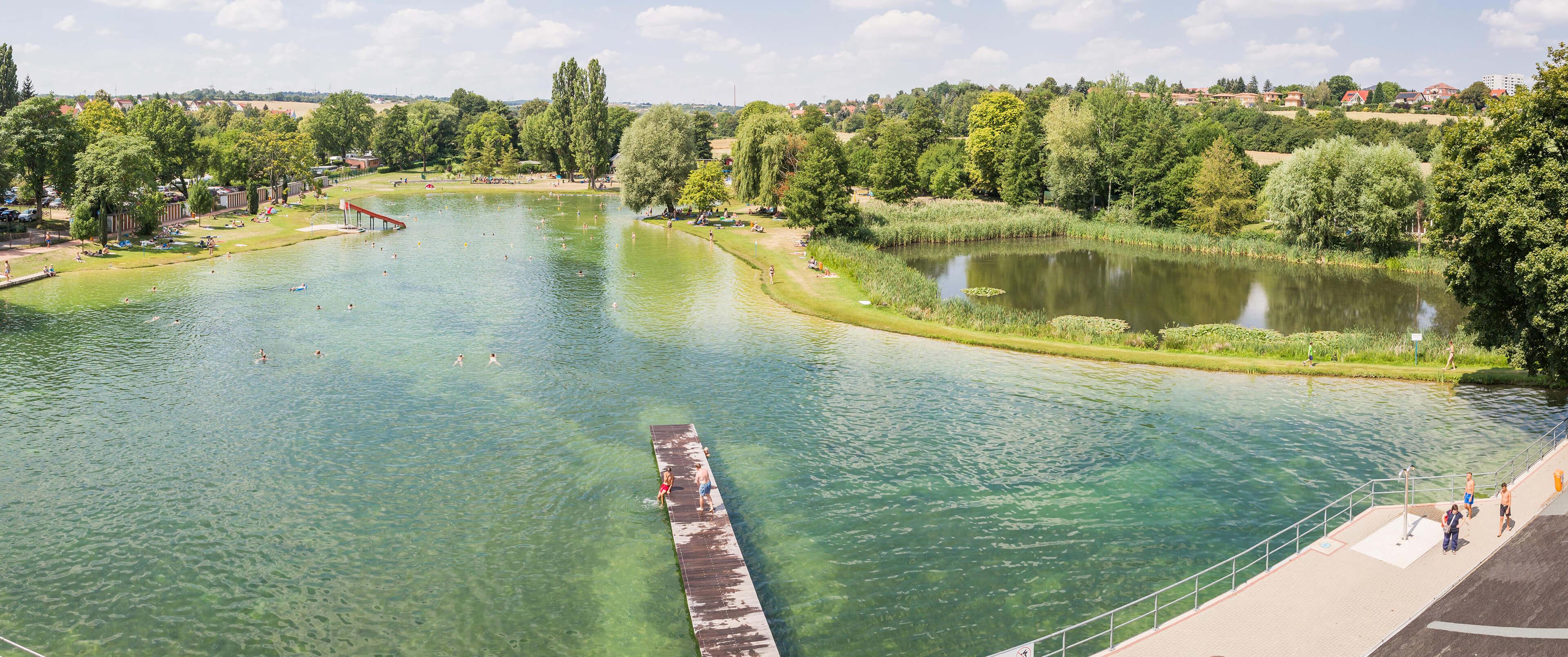 Naturbad Mockritz