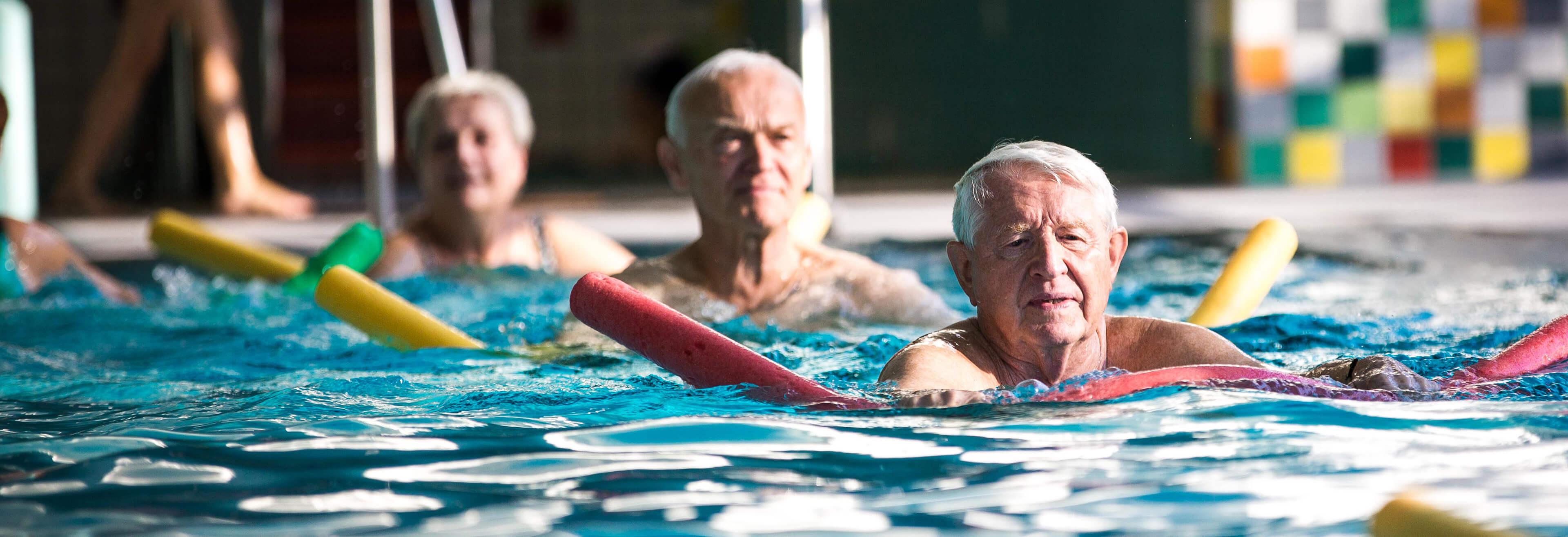 Aquafitness für Senioren